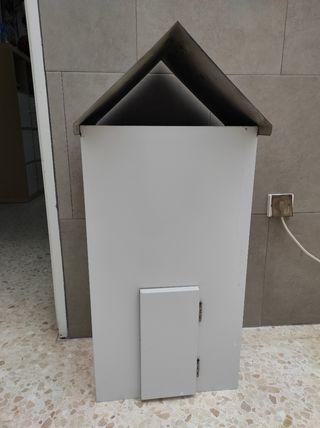 Caseta/cubre termo/caldera de gas