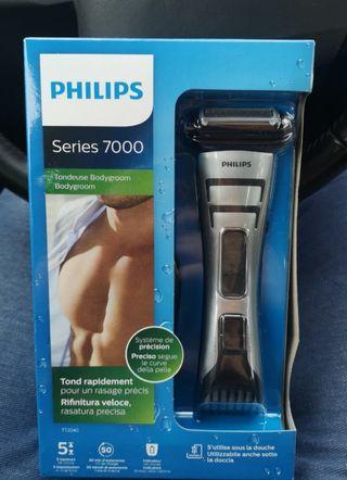 Afeitadora philips 7000