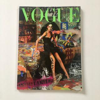 Revista Vogue Italia Unique Supplemento Settembre