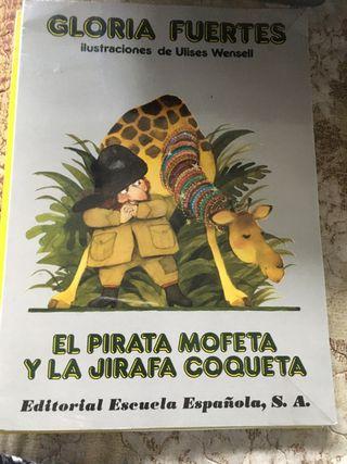Siete libros de Gloria Fuertes