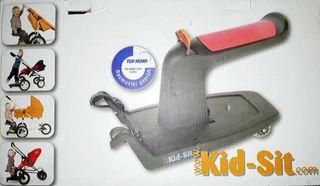 patinete universal carrito kid-sit