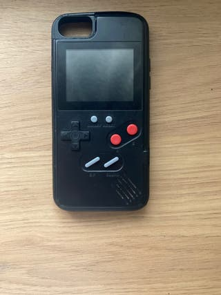 Funda de móvil gameboy para iPhone 6,6s,SE2020