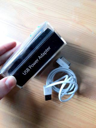 adaptador USB apple