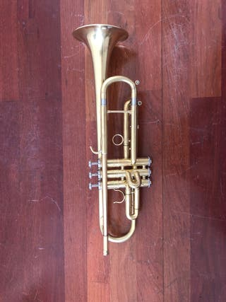 Trompeta Getzen Eterna 900