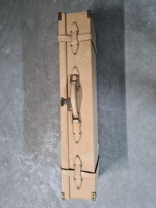 maletin 2 escopetas planas