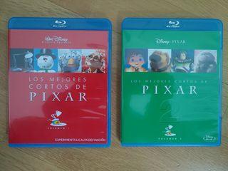 Bluray Peliculas Los mejores cortos de Pixar 1 y 2