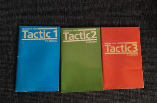 TACTIC - INGLES