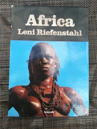 ''Africa,, book by Leni Riefenstahl