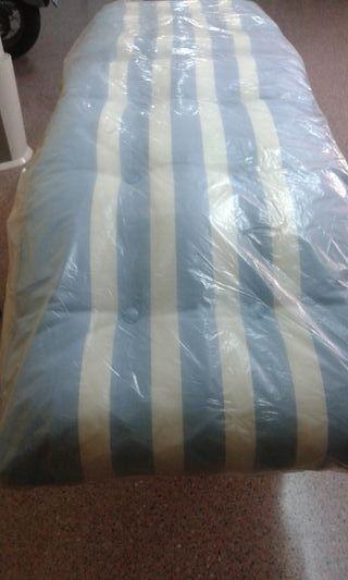 Colchón para tumbona o hamaca