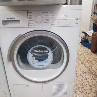 secadora descondezacion 7kg Siemens