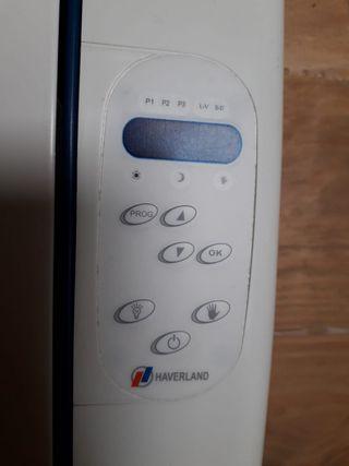Dos radiadores Haverland
