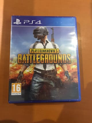 Playerunknown's Battlegrounds - PS4 Sony