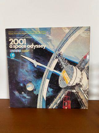 Banda sonora original 2001:Odisea en el espacio.