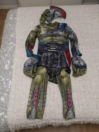 disfraz niño Hulk