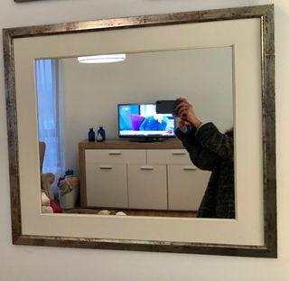 Espejo de pared decorativo