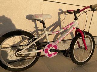 "Bici Niñ@ 16"" de llanta"