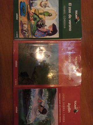 Libros edebé colegio primaria