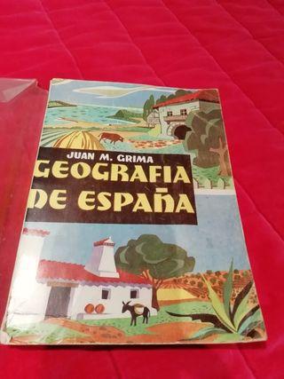 geografía de España Juan M. Grima