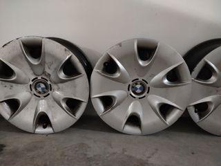 Llantas acero BMW