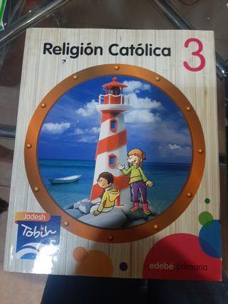 religuon católica 3 de primaria edebe