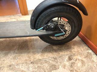 Patinete CECOTEC bongo MEJORADO (ruedas grandes )