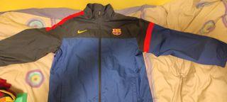 Camiseta y chándal para niño del FC Barcelona