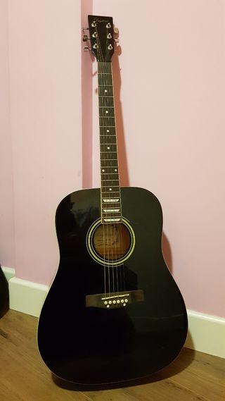 Guitarra Acustica Daytona Negra