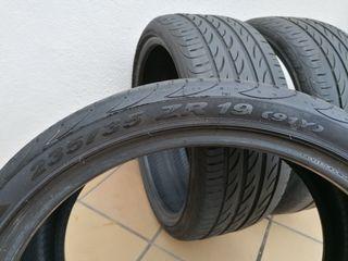 Neumáticos 235/35 R19 91Y Pirelli Pzero GT