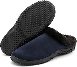 Hsyooes Zapatillas de Estar por casa para Muj