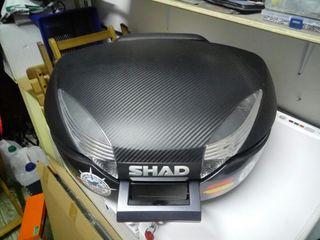 Baul top-case shad sh48 base supertenere 1200