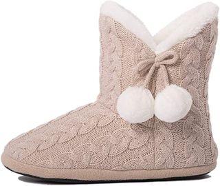 Zapatillas de casa para Mujer Pantuflas Mujer