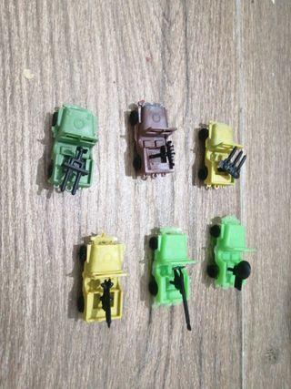 Minijeeps montaplex