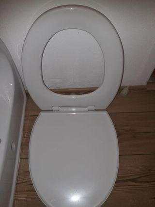 Taza wc blanca