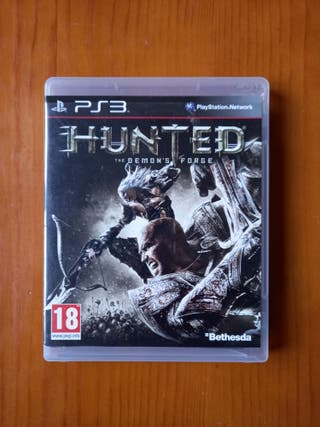 Hunted demons forge ps3