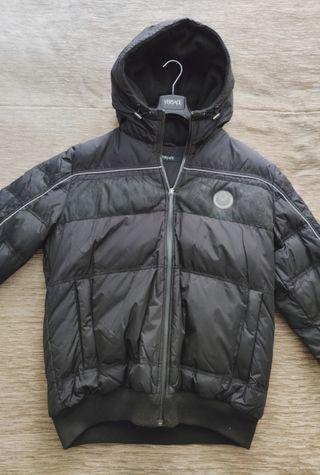Abrigo de Plumas Versace Sport