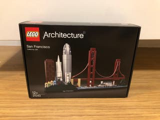 LEGO ARCHITECTURE 21043 NUEVO Y PRECINTADO