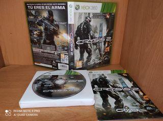 Crysis 2 (2011) xbox360