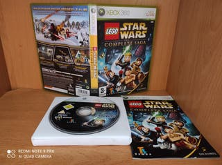 Lego Star Wars the complete saga (2007) xbox360