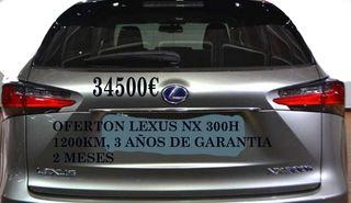 OFERTONLexus NX 2020