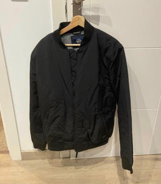Bomber jacket Alpha Khaki water repellant