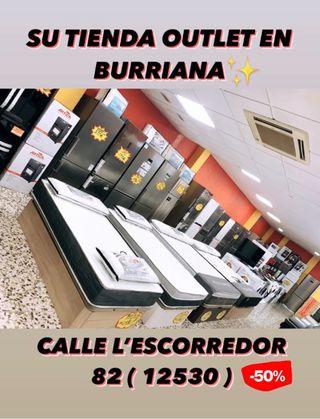 ELECTRODOMÉSTICOS NUEVOS CON TARA !!!!