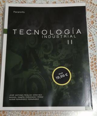 tecnología industrial 2 bachillerato
