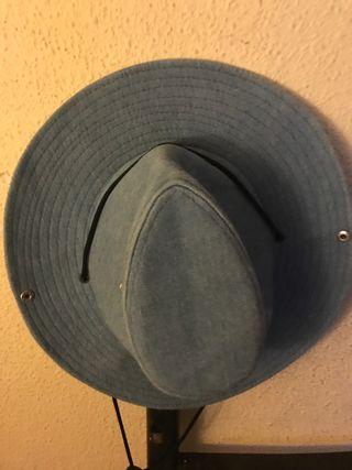 Gorro disfraz de cowboy