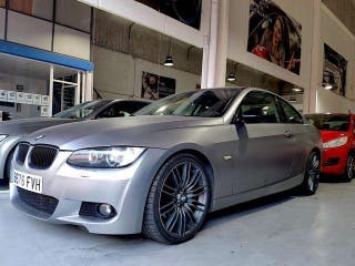 BMW Serie 3 325d Coupé