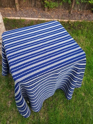 Antigua falda mesa camilla REDONDA ícono