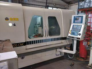 RECTIFICADORA CILINDRICA GER C 600 CNC