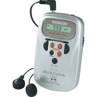 RADIO DIGITAL DE BOLSILLO THOMSON RT212B
