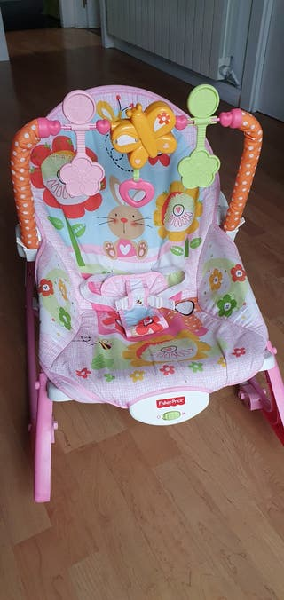 Mecedora/ Hamaca bebé Fisher Price