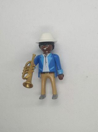 Playmobil Trompetista