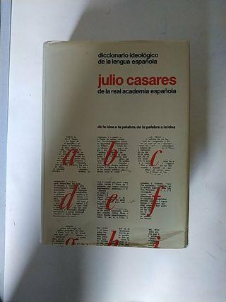 Diccionario etimologico Julio Casares